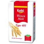 Kathi Weizenmehl Type 405 1kg