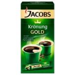 Jacobs Krönung Gold löslicher Kaffee 18g, 10 Sticks