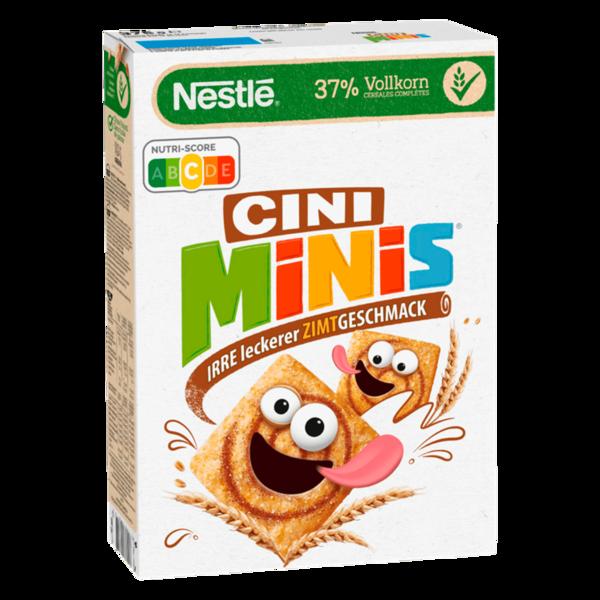 Nestlé Cini Minis Cerealien mit Zimtgeschmack und Vollkorn 375g