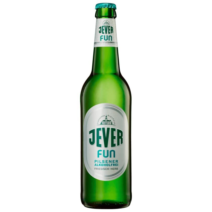 Jever Fun Pils alkoholfrei 0,5l
