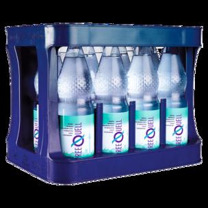 Spreequell Mineralwasser Medium 12x1l
