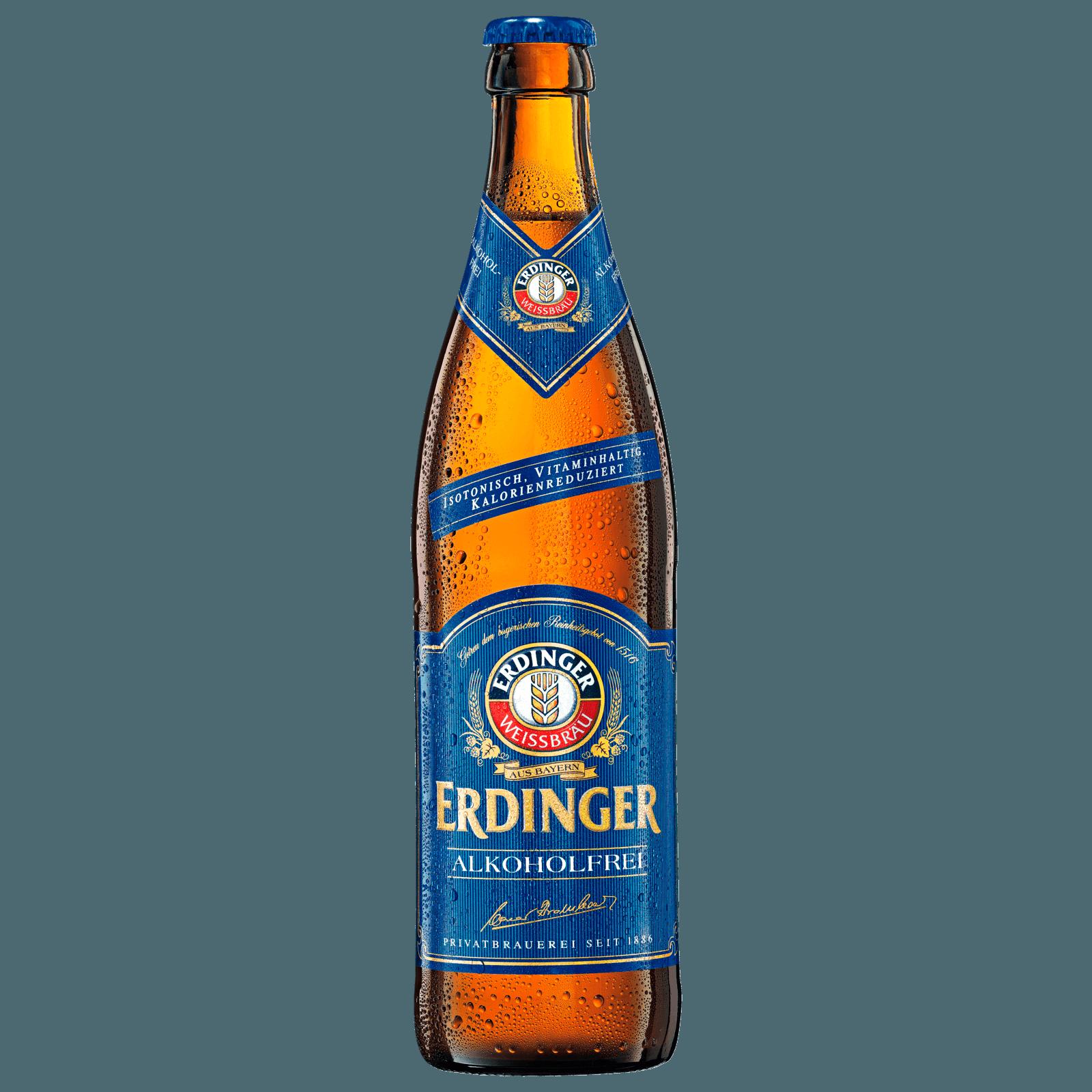 Erdinger Weissbier Alkoholfrei 0,5l