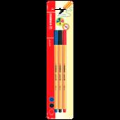 Stabilo Point88 3 Stück