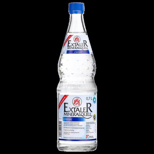 Mineralwasser 0,7 GdB Extaler WA 0,7/12 12K