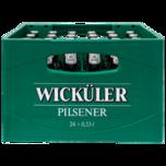 Wicküler Pilsener 24x0,33l