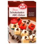 Ruf Schokoladen ABC- Dekor 50g
