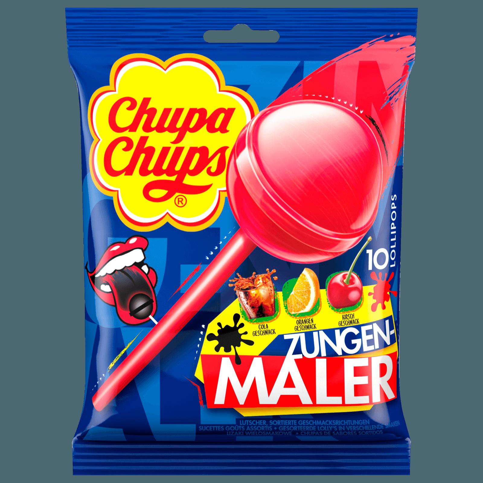 Chupa Chups Zungenmaler 10g, 10 Stück bei REWE online bestellen