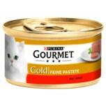 Gourmet Gold Feine Pastete mit Rind 85g