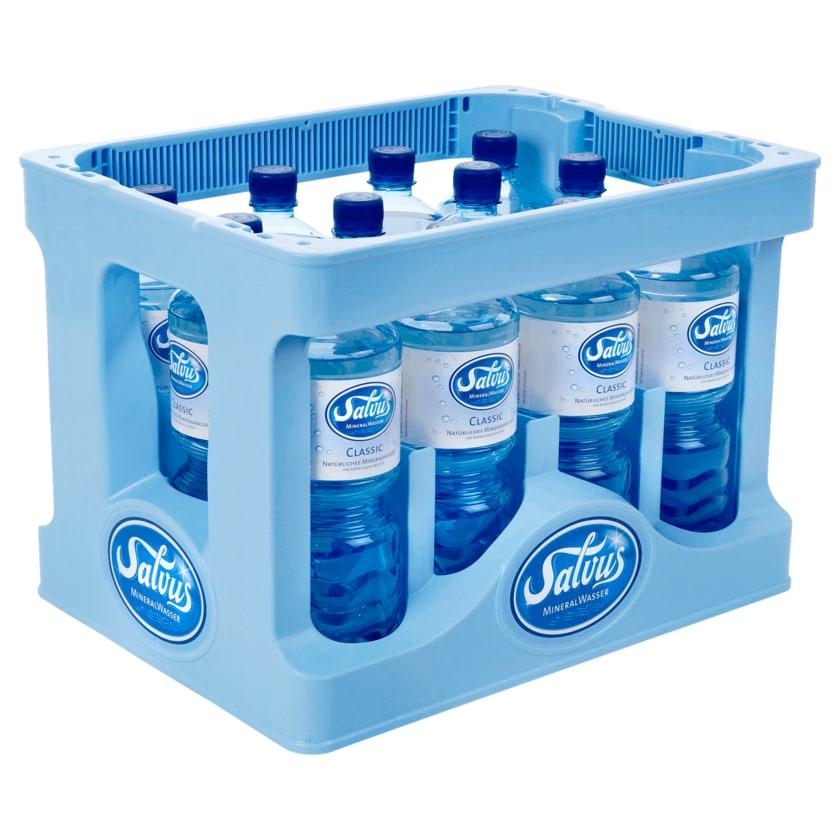 Salvus Mineralwasser Classic 12x1l