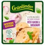 Grünländer Käse Röst-Knobi & Basilikum 130g