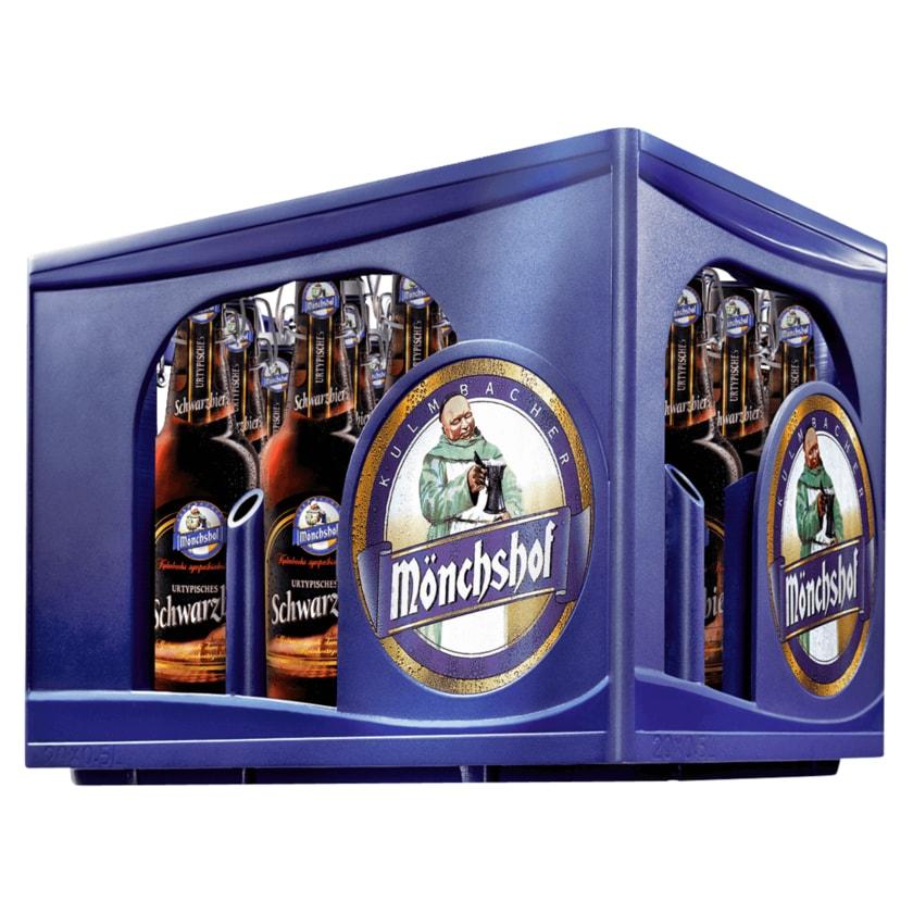 Mönchshof Schwarzbier 20x0,5l