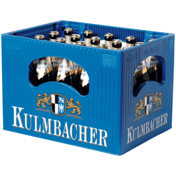 Kulmbacher Lager hell 20x0,5l