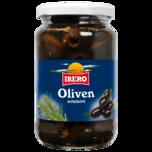 Ibero Schwarze Oliven entsteint 170g