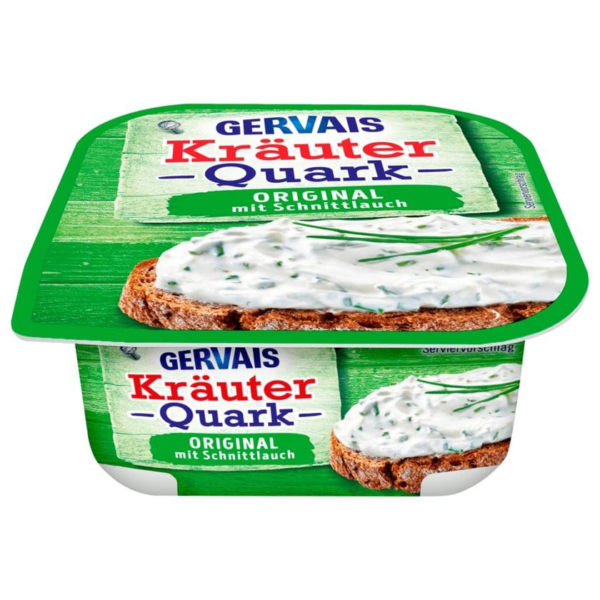 Gervais Kräuter Quark Original mit Schnittlauch 165g