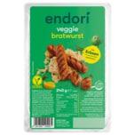 Endori Veggie Bratwurst 240g