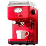 Russell Hobbs Espressomaschine 28250-56 retro-rot 1,1l