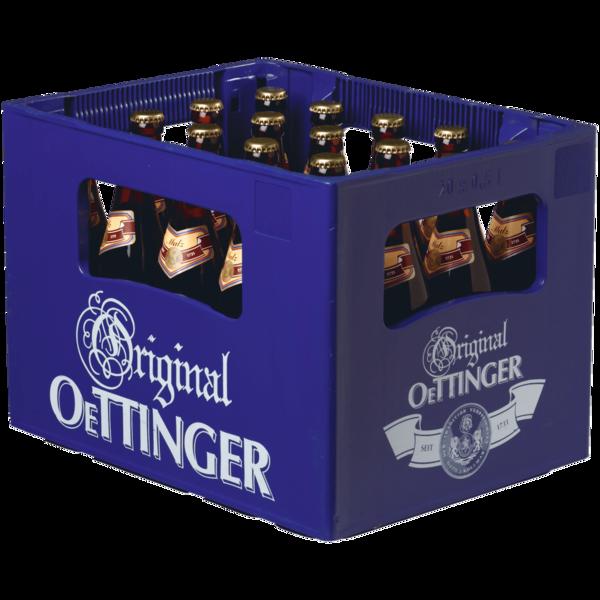 Original Oettinger Malz 20x0,5l