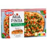 Dr. Oetker La Mia Pinsa Spinat Tomaten-Mix & veganer Pizzaschmelz 320g