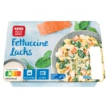 REWE Beste Wahl Fettuccine Lachs 360g