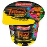 Ehrmann High Tiger Pudding+Energy Vannilla Banana 200g