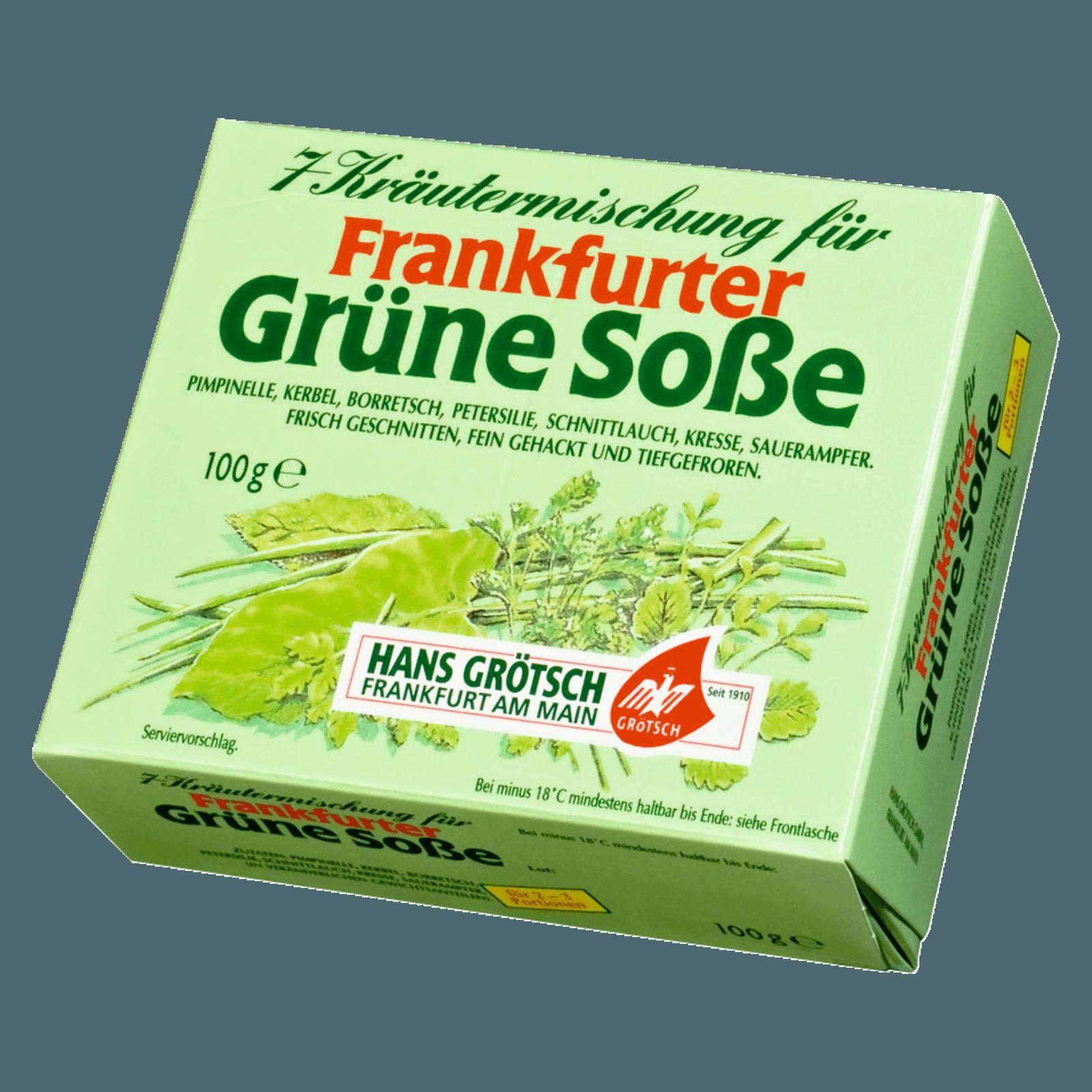 Frankfurter grüne soße kräuter