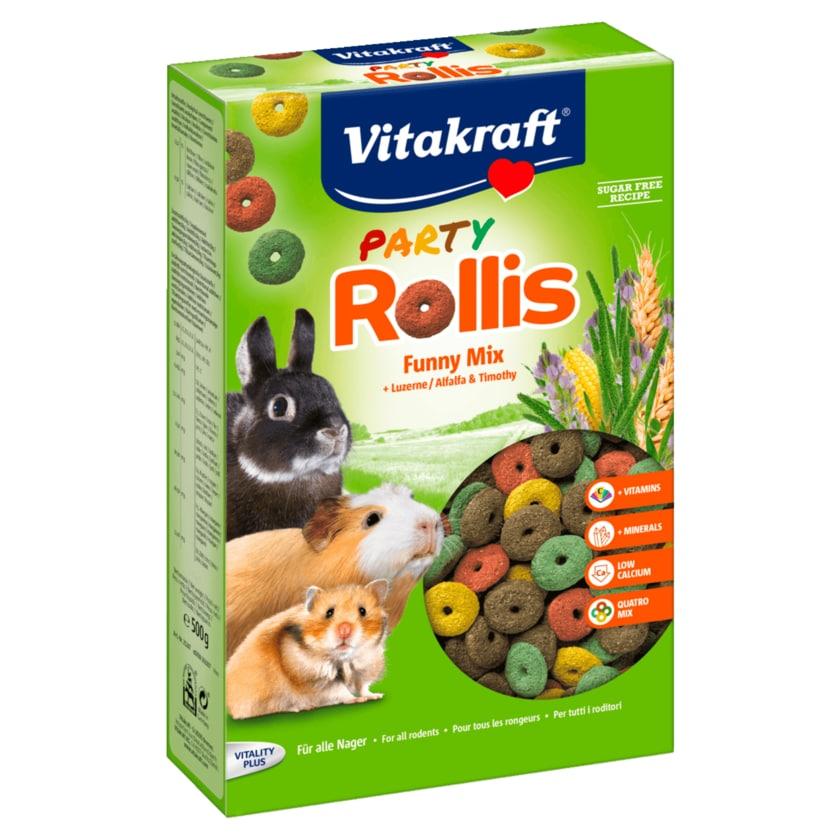 Vitakraft Rollis Party Nager 500g