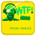 Wtf! Shisha-Tobacco Squad Zitrone 200g