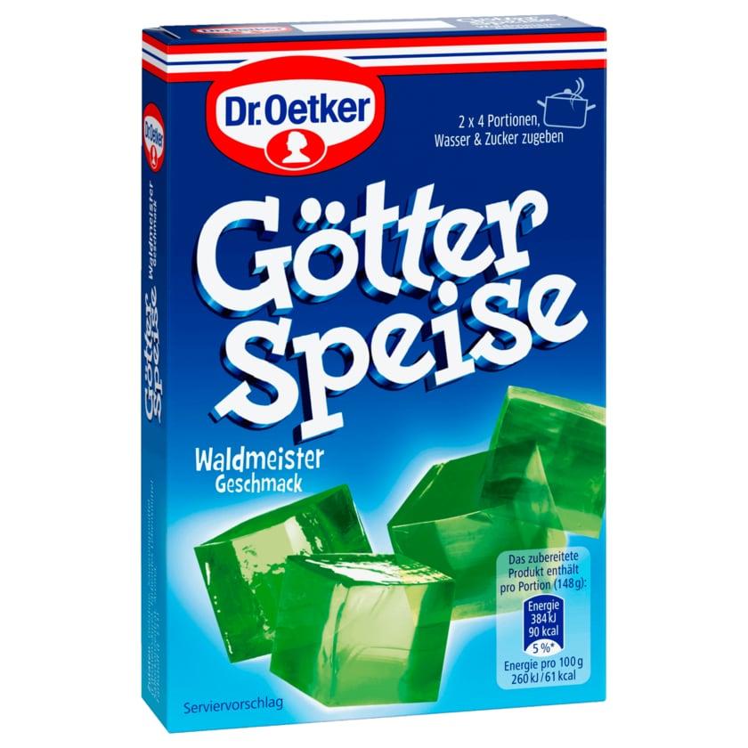 Dr. Oetker Götterspeise Waldmeister-Geschmack 25,2g