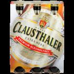 Clausthaler Extra Herb Premium Alkoholfrei 6x0,33l