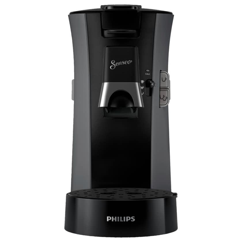Philips Kaffeepadmaschine Senseo Select CSA230/50 Schwarz 1450W