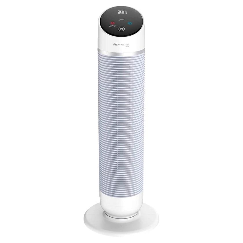 Rowenta Turmventilator 3 in 1 Silent Comfort HQ8120F0 Weiß 2400W