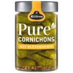 Kühne Pure Cornichons mit Blütenhonig 170g
