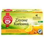 Teekanne Grüner Tee Zitrone Kurkuma 35g