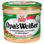 Mehlig & Heller Opa's Weißer 250g