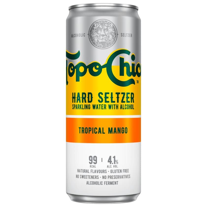 Topo Chico Hard Seltzer Tropical Mango 0,33l
