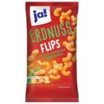 ja! Erdnuss-Flips 200g
