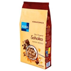 Kölln Müsli Schoko Vorratspack 2kg