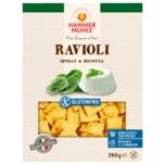 Hammermühle Ravioli Spinat & Ricotta glutenfrei 250g