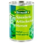 Feinkost Dittmann Spanische Artischockenherzen 240g
