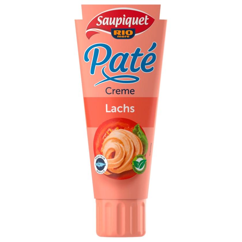Saupiquet Paté Creme Lachs 100g