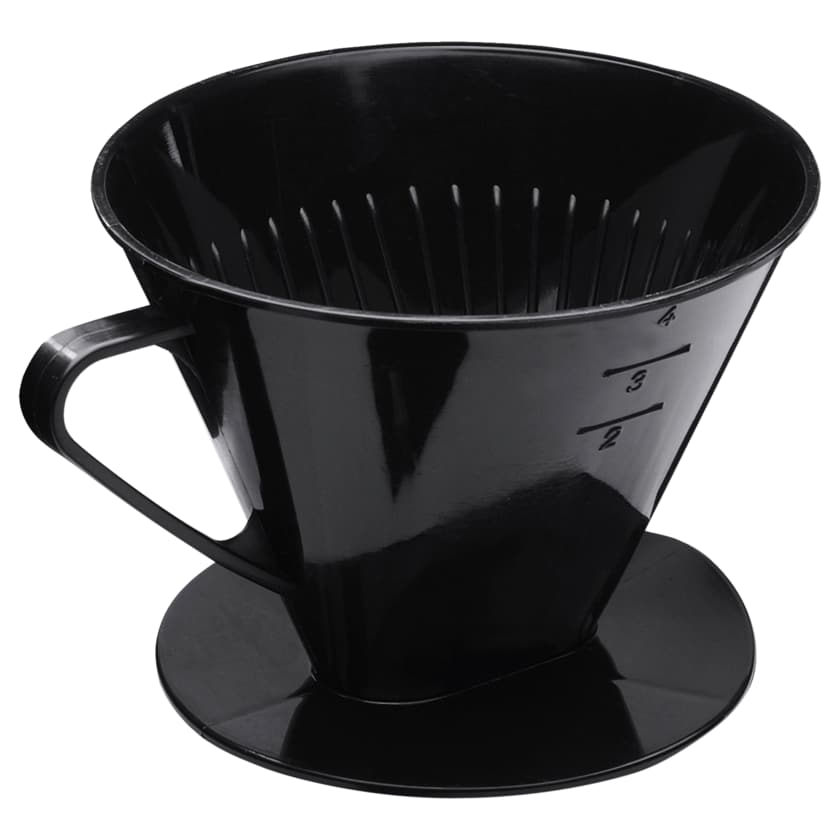 Kaffeefilter für bis zu 4 Tassen