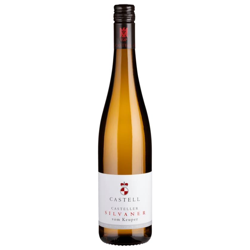 Castell Weißwein Silvaner trocken 0,75l