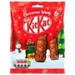 Nestlé KitKat Christmas break Weihnachten 66g