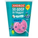 Andros So Good So Veggie Joghurtalternative Heidelbeere 400g
