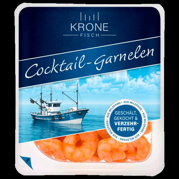 Krone Fisch Pacific-Garnelen 125g