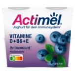 Danone Actimel Joghurt Heidelbeere 4x115g