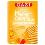 Gazi Grill- und Pfannenkäse Mango-Curry mit Dip 240g