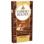 Ferrero Rocher Haselnuss Tafel 90g