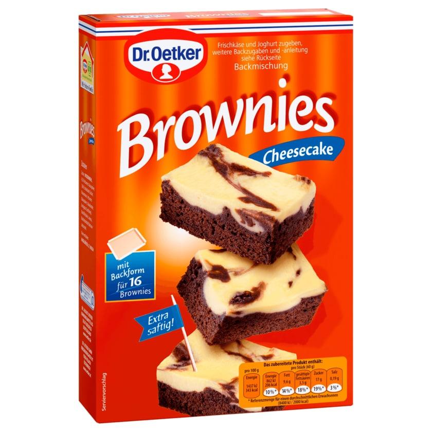 Dr. Oetker Brownies Cheesecake 440g