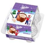 Milka Weihnachts- Snow Balls Milchcrème 112g